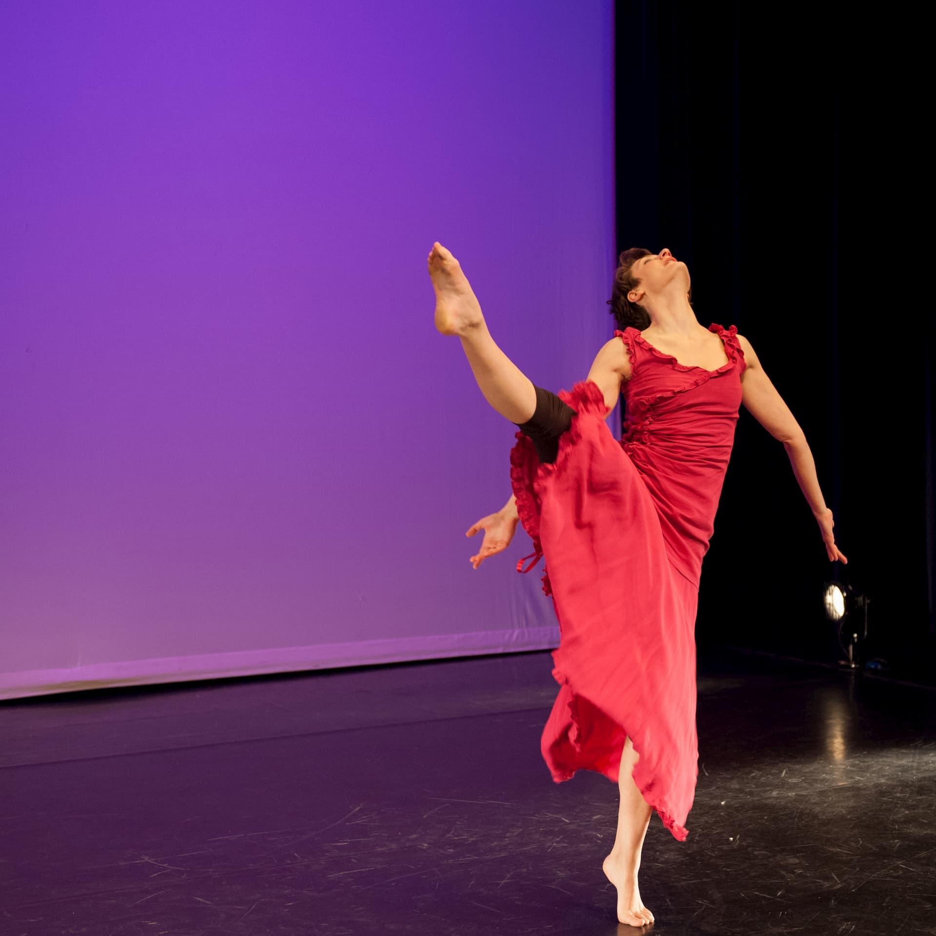 fotograaf Hilde Sneep. Voorstelling Connect van Christian Dance Company. Choreografie: Martina Tak